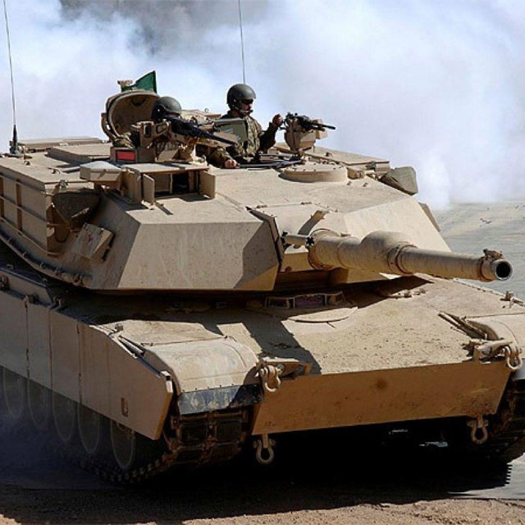 Т-90 против Абрамс - 02