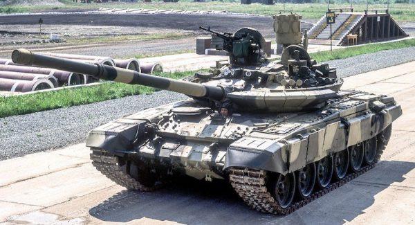 Т-90 против Абрамс - 03