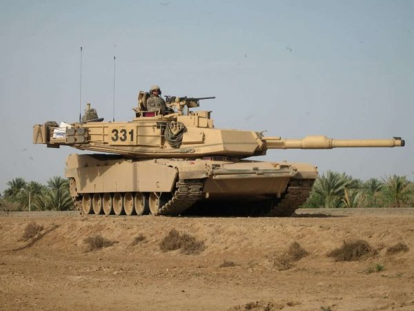 Т-90 против Абрамс - 04