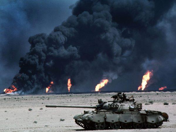 Т-90 против Абрамс - 05