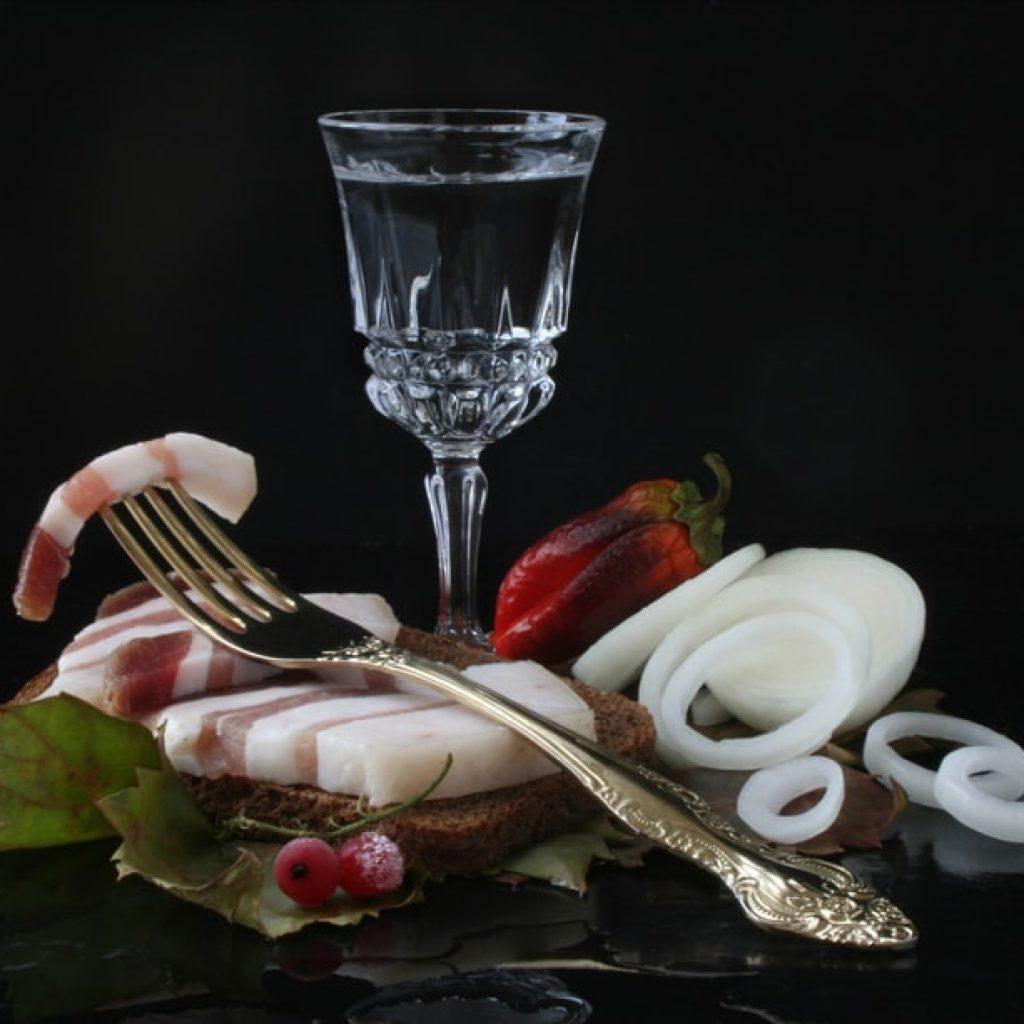 водка и закуска фото -1-14