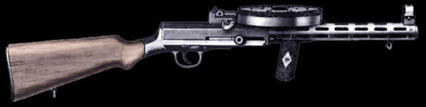 пистолет-пулемет Дегтярева 1929