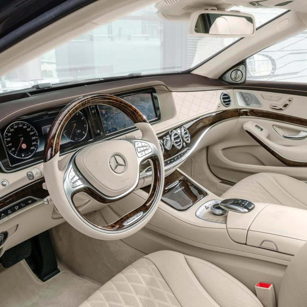 Mercedes-Benz S-Class Maybach - 02