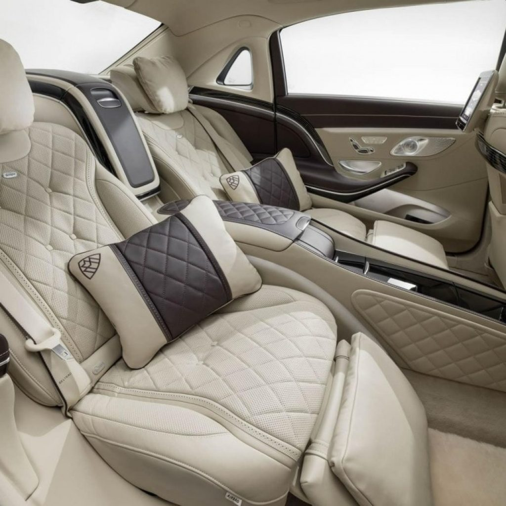 Mercedes-Benz S-Class Maybach - 03