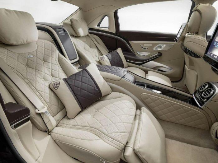 Mercedes-Benz S-Class Maybach - 03