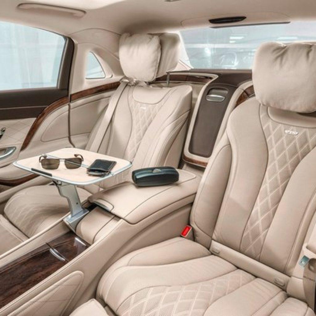 Mercedes-Benz S-Class Maybach - 04