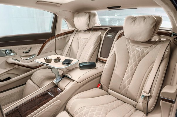 Mercedes-Benz S-Class Maybach - 04