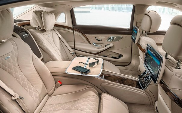 Mercedes-Benz S-Class Maybach - 05