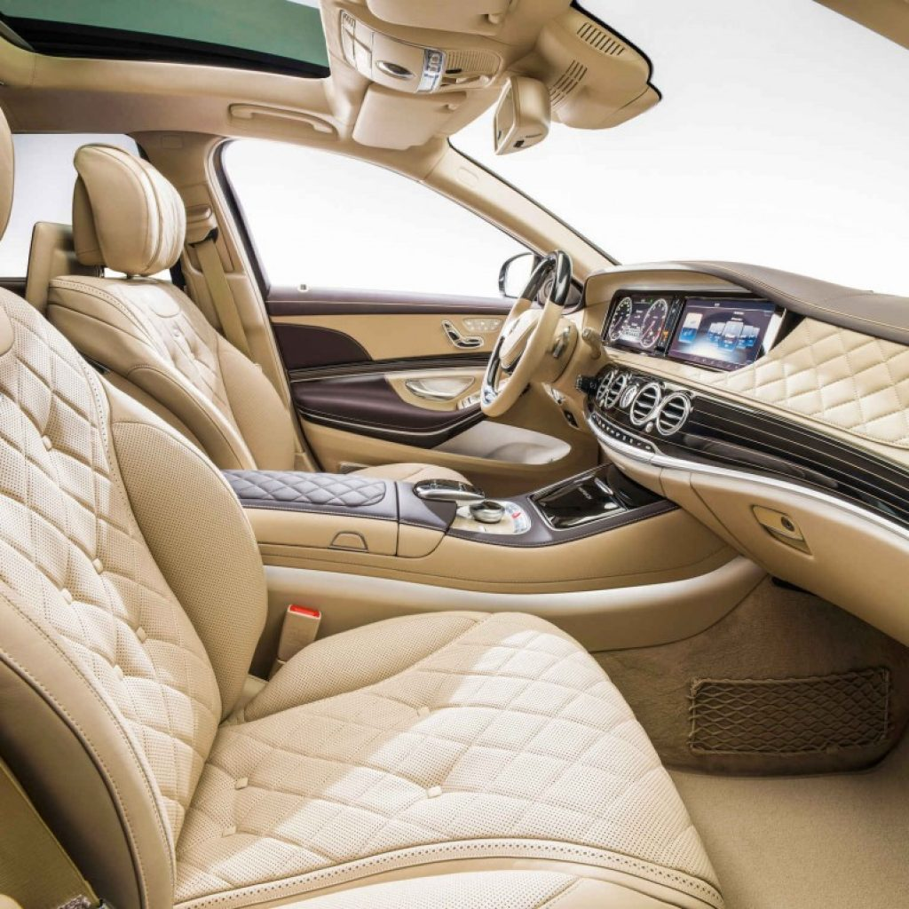 Mercedes-Benz S-Class Maybach - 06