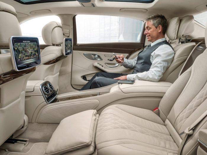 Mercedes-Benz S-Class Maybach - 07