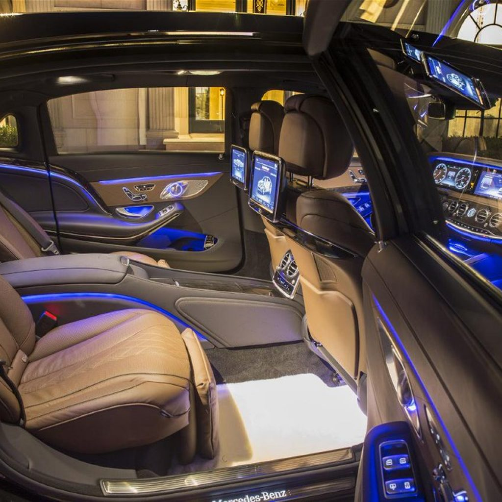 Mercedes-Benz S-Class Maybach - 08