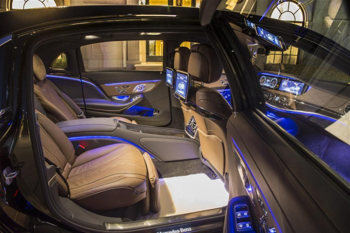 Mercedes-Benz S-Class Maybach - 08