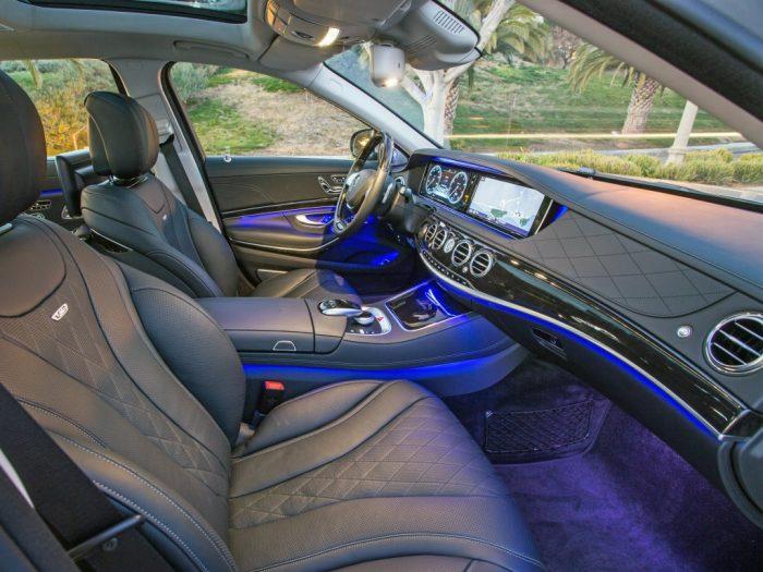 Mercedes-Benz S-Class Maybach - 09