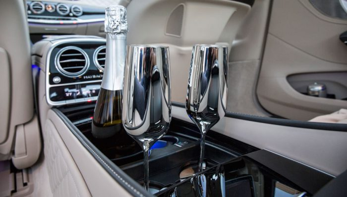 Mercedes-Benz S-Class Maybach - 10