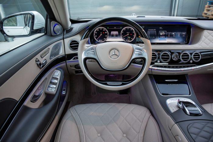 Mercedes-Benz S-Class Maybach - 11
