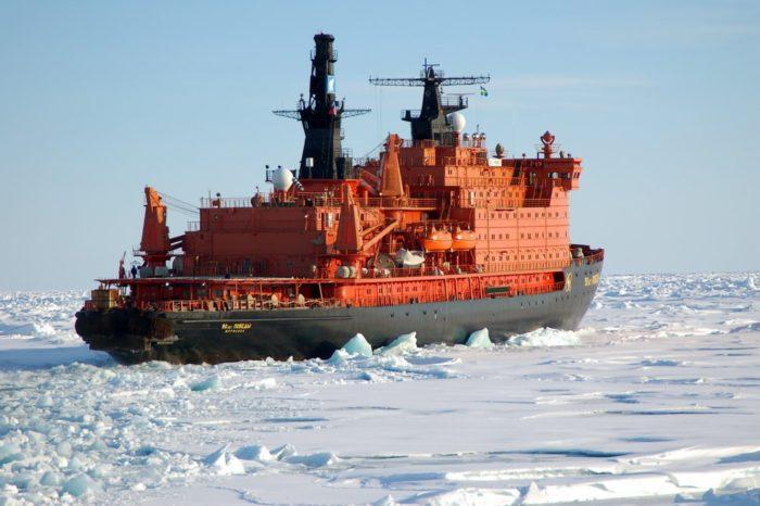 атомный ледокол 50 лет победы - 02