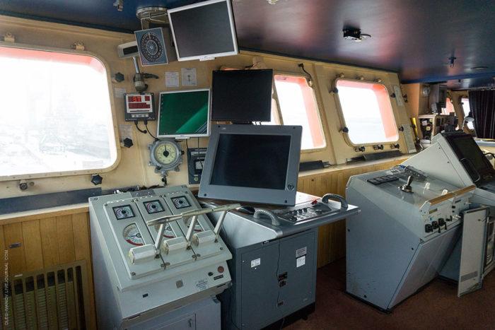 атомный ледокол 50 лет победы - 10