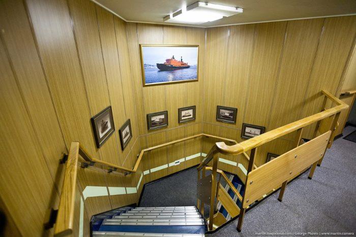 атомный ледокол 50 лет победы - 12