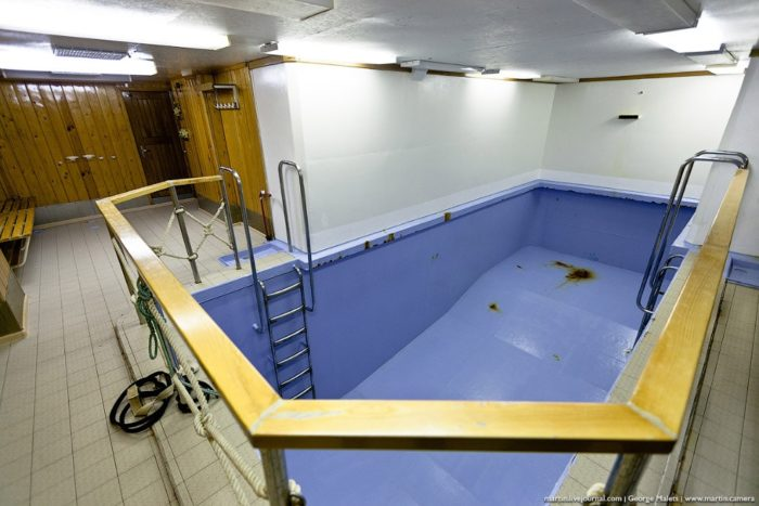 атомный ледокол 50 лет победы - 13