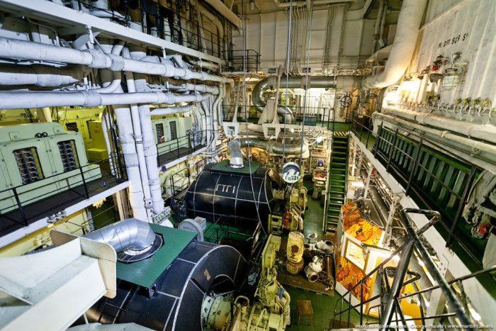 атомный ледокол 50 лет победы - 19