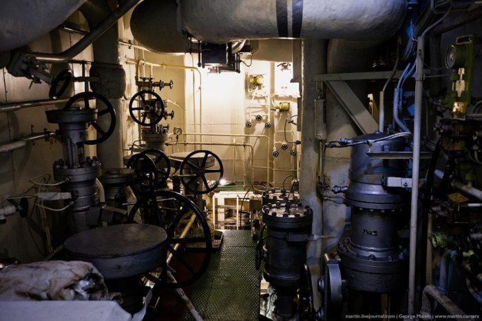 атомный ледокол 50 лет победы - 21
