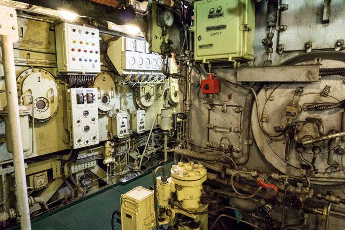 атомный ледокол 50 лет победы - 22