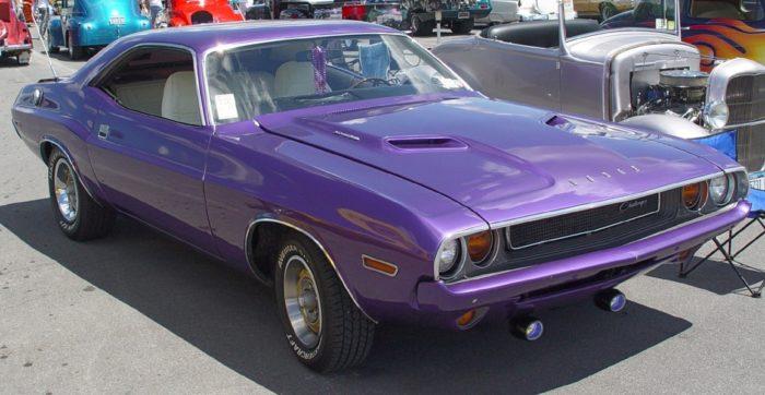 70-71 Dodge Challenger R/T - 16