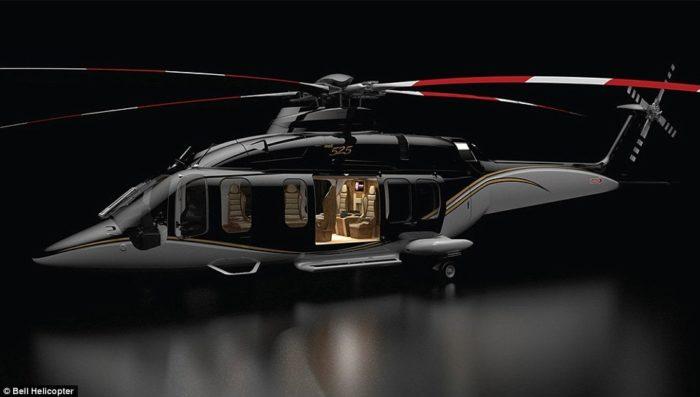 вертолет Bell 525 Relentless фото - 02