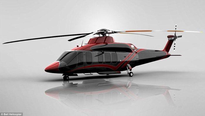 вертолет Bell 525 Relentless фото - 03