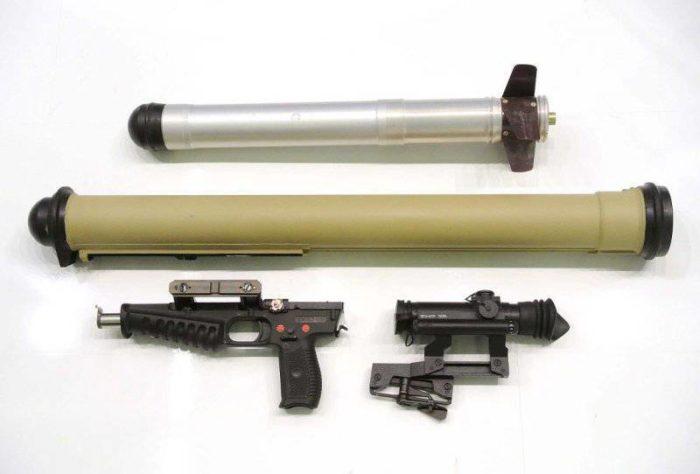 гранатомет МГК Бур - 02
