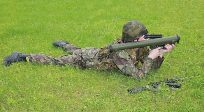 гранатомет МГК Бур - 03