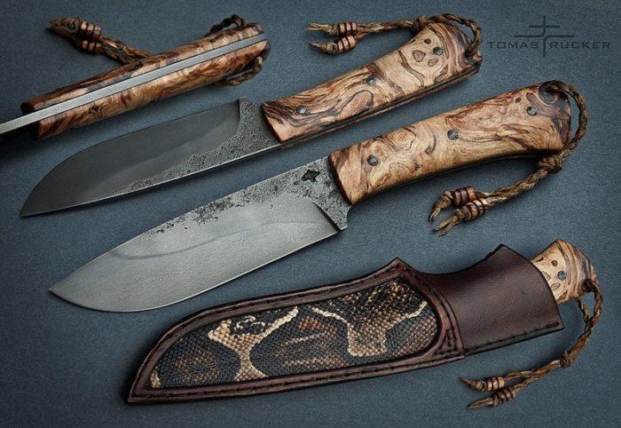 холодное оружие Tomas Rucker - 14