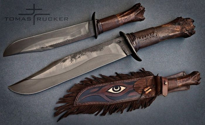 холодное оружие Tomas Rucker - 15