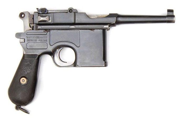 Маузер М1920 - 01