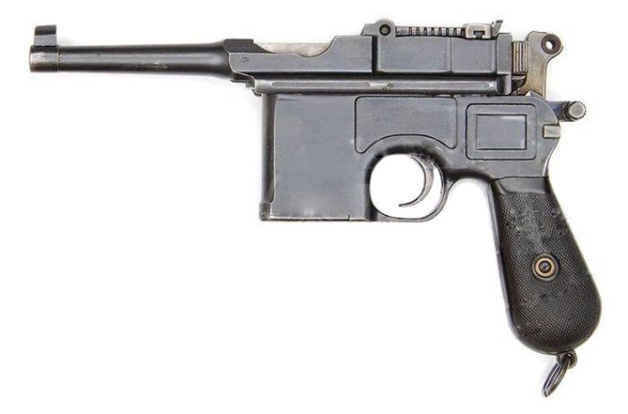 Маузер М1920-02