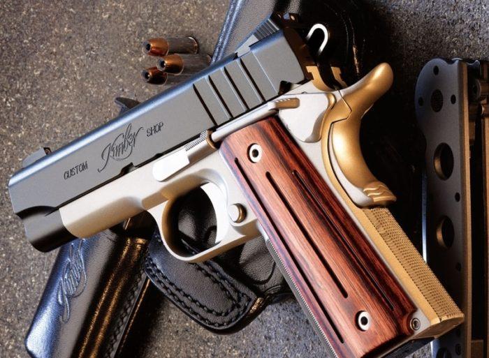 оружие пистолеты и револьверы натюрморт - 01