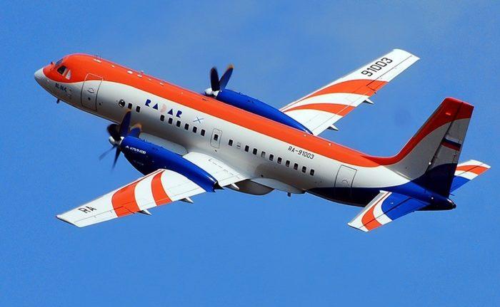 самолет Ил 114 фото - 01