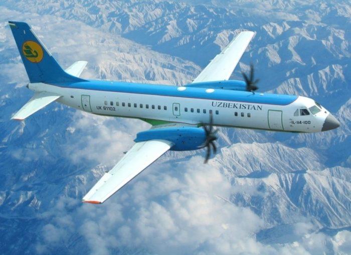 самолет Ил 114 фото - 02