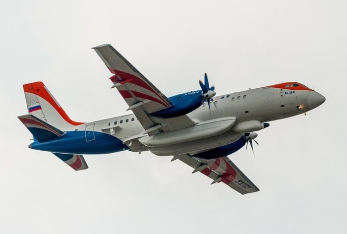 самолет Ил 114 фото - 07