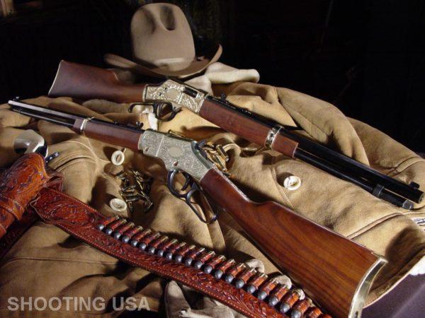 винтовки дикого запада - 04