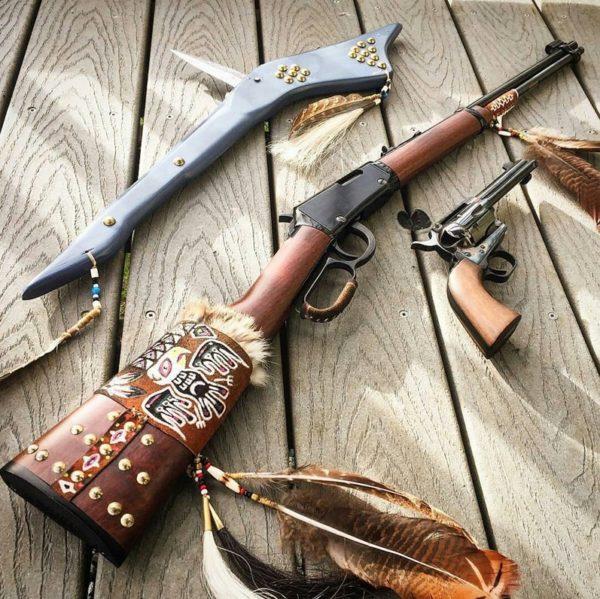 винтовки дикого запада - 05