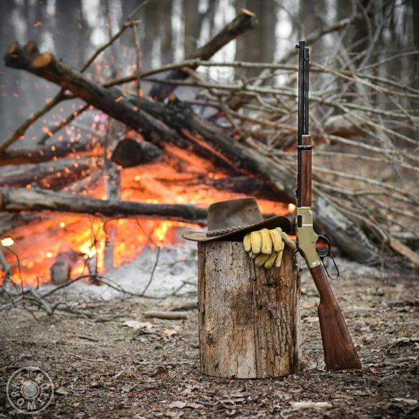 винтовки дикого запада - 08