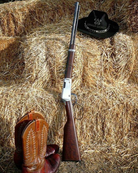 винтовки дикого запада - 10
