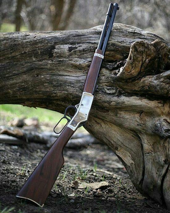 винтовки дикого запада - 11