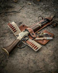 винтовки дикого запада - 12