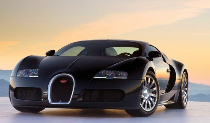 фото автомобиля Bugatti Veyron – 01