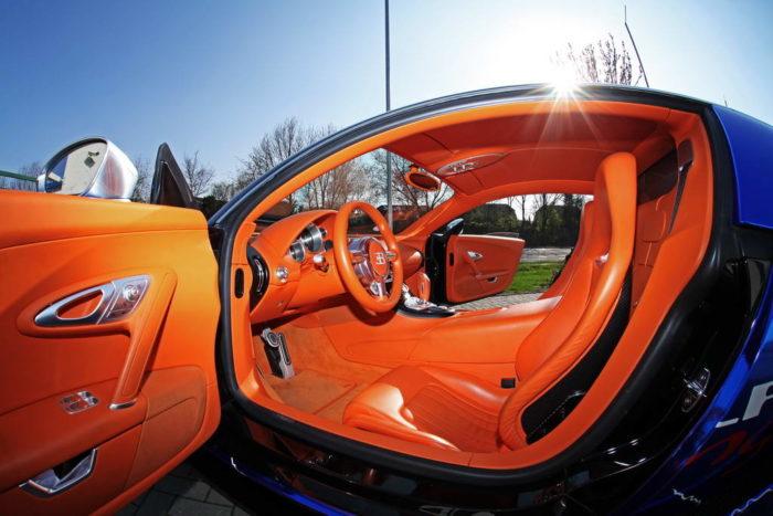 фото автомобиля Bugatti Veyron – 02
