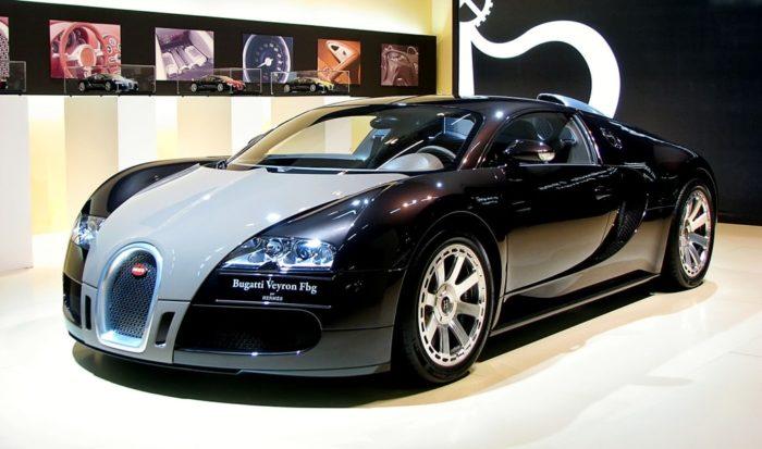 фото автомобиля Bugatti Veyron – 03