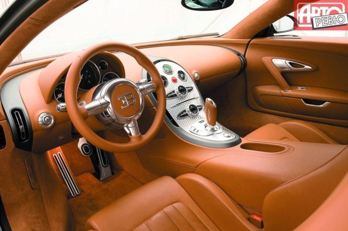 фото автомобиля Bugatti Veyron – 06