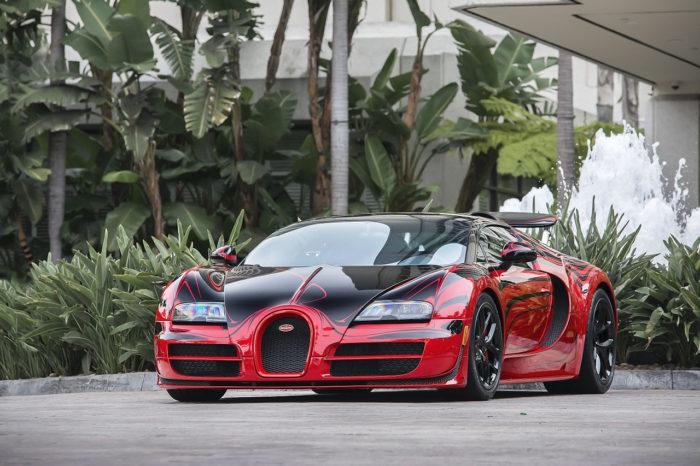 фото автомобиля Bugatti Veyron – 08